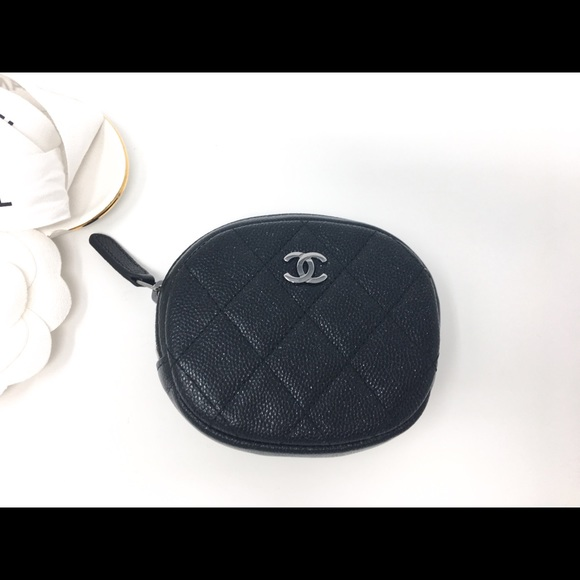 686a46a5a1bd CHANEL Bags | Authentic Nib Iridescent Caviar Coin Purse | Poshmark